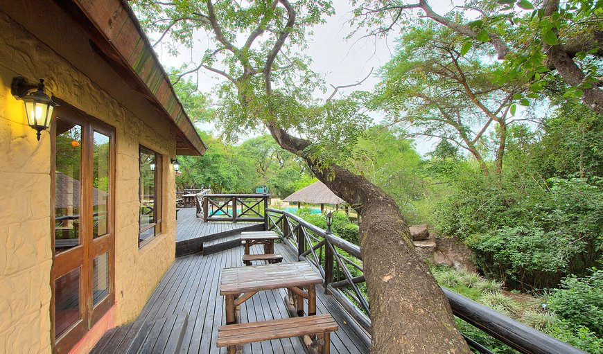 Kruger Adventure Lodge in Hazyview, Mpumalanga, South Africa