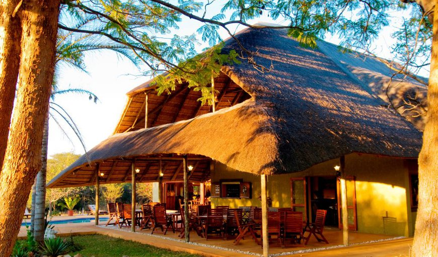 Kubu Safari Lodge in Hoedspruit, Limpopo, South Africa