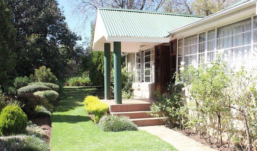Drs Place Country Guesthouse in Fouriesburg, Free State Province, South Africa