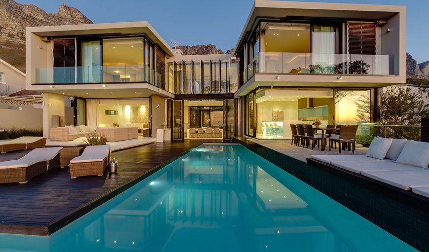 Serenity Villa in Camps Bay, Cape Town, Western Cape , South Africa