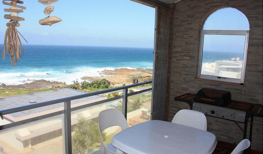 Welcome to Sue Casa - Balcony with Gas Braai and amazing sea views  in Margate, KwaZulu-Natal , South Africa