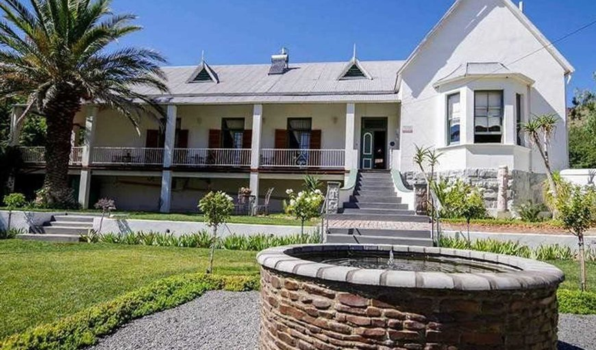 Main House in Victoria West, Northern Cape, South Africa