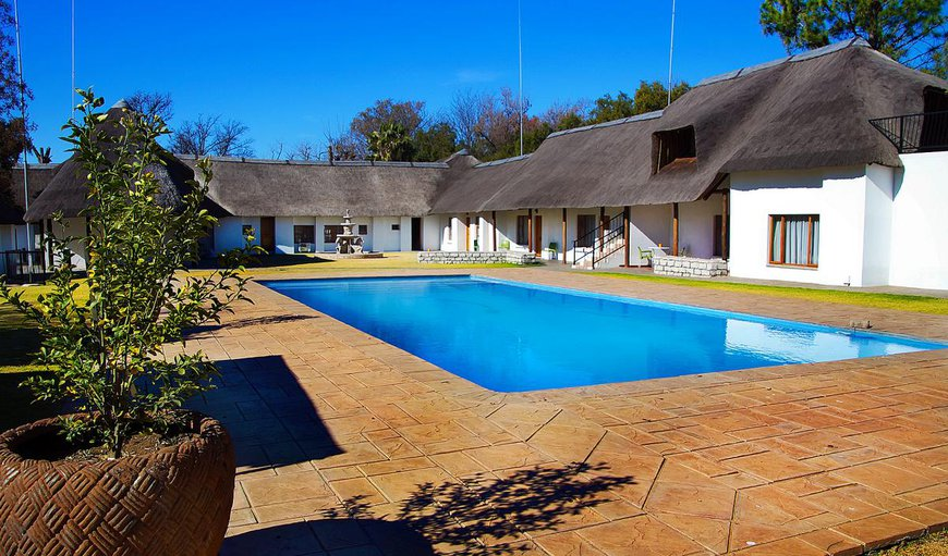 Welcome to Clivia Lodge and Conference Centre. in Lochvaal, Gauteng, South Africa