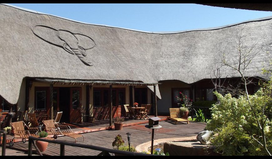 Welcome to Elephants Footprint Lodge.