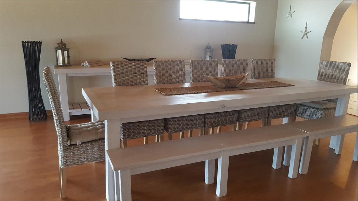 Sea Forever Dining Table