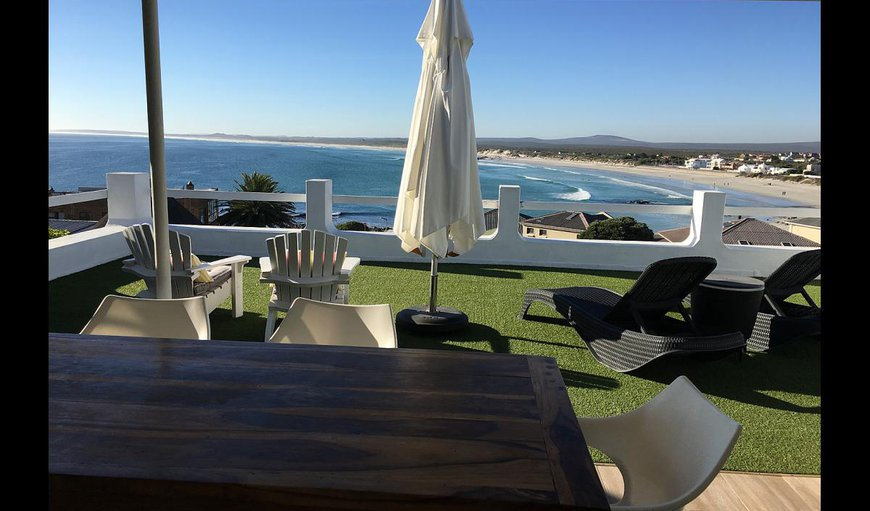 16 Mile View Beach House in Yzerfontein, Western Cape , South Africa