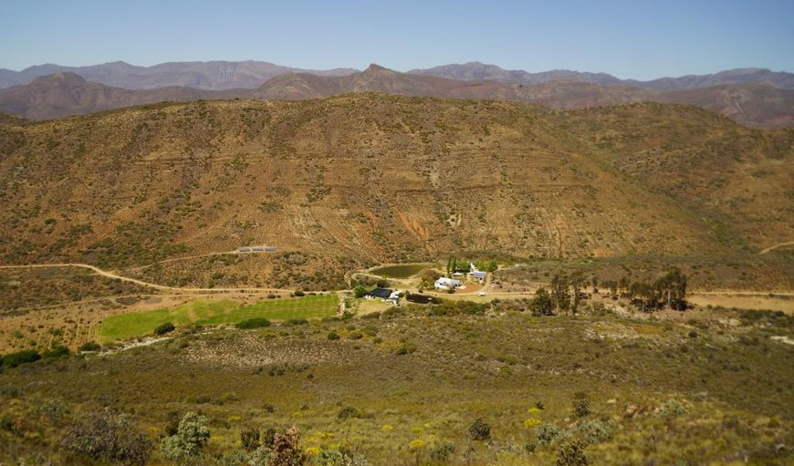 Kingfisher Cottages & Two Dam Sustainable, Langhoogte Farm in Montagu, Western Cape, South Africa