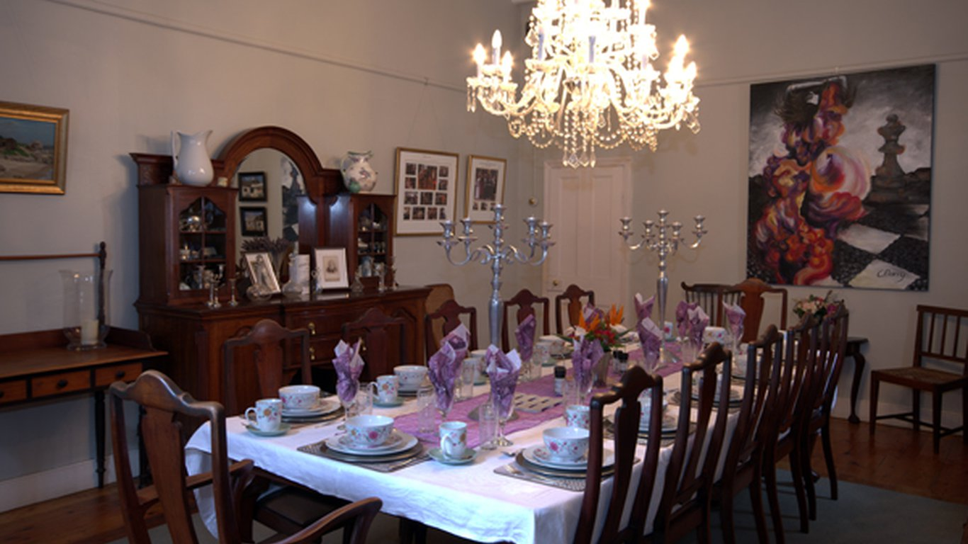 Barry House Dining Room
