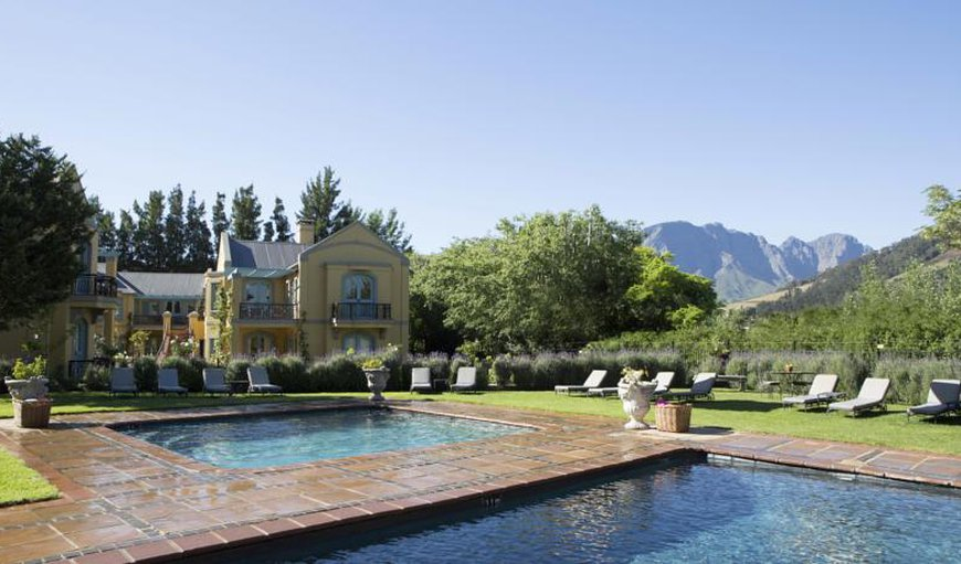 Franschhoek Country House & Villas in Franschhoek, Western Cape , South Africa