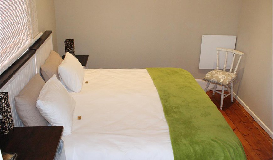 Luxury Double Room with a double bed.