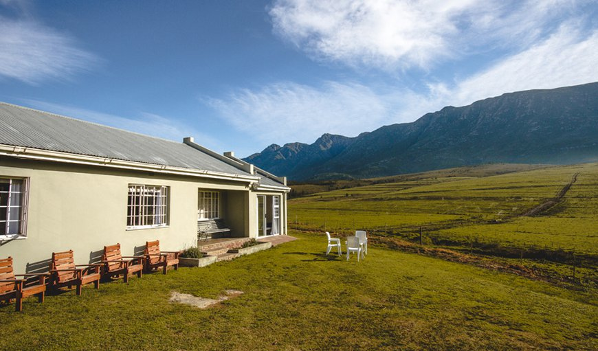 Die Melkstal Cottage in Swellendam, Western Cape , South Africa