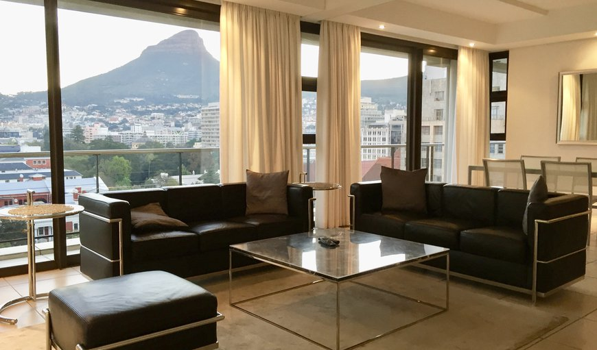 Lounge area in Cape Town City Centre / CBD, Cape Town, Western Cape , South Africa