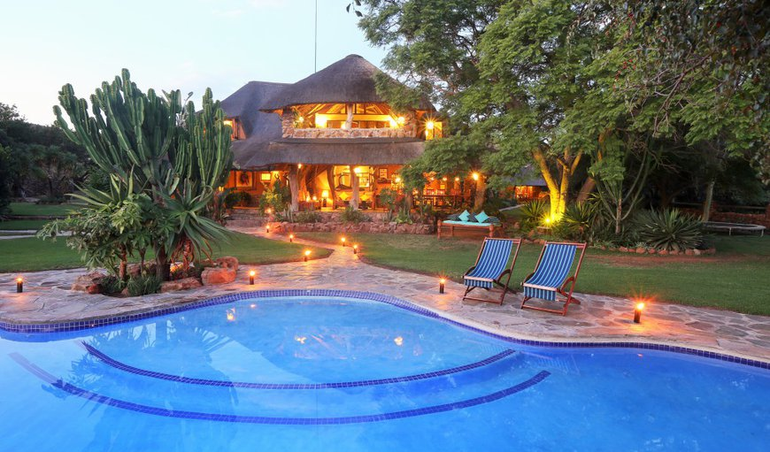 Main Lodge in Vaalwater, Limpopo, South Africa