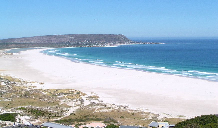 Noordhoek beach has 8 km of pristine white sands- other popular beaches close by