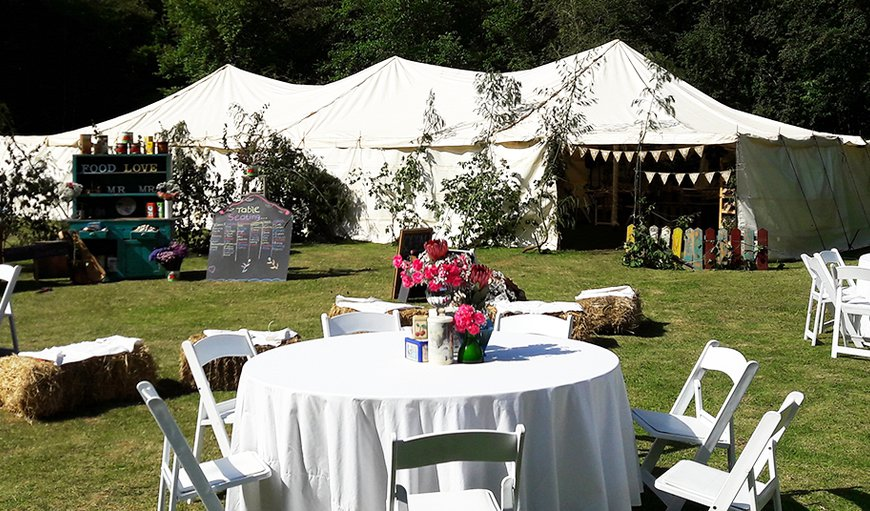 Hogsback can also host special events such as weddings