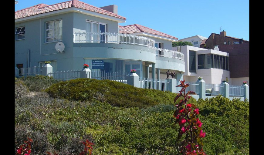 Welcome to C-Bobbejaan  in Yzerfontein, Western Cape , South Africa