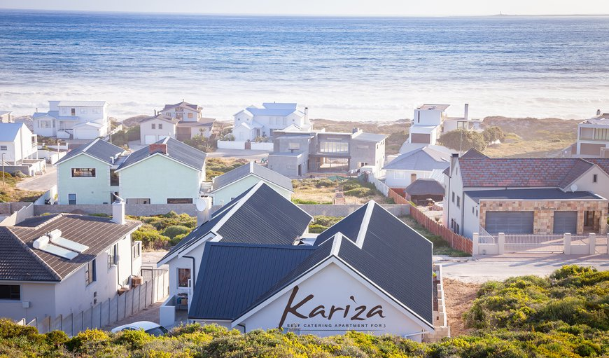 Welcome to Kariza Self Catering Apartment. in Yzerfontein, Western Cape, South Africa