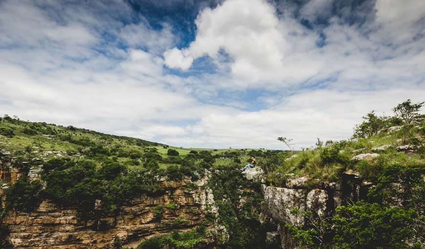 The magnificent Oribi Gorge in Port Shepstone, KwaZulu-Natal , South Africa
