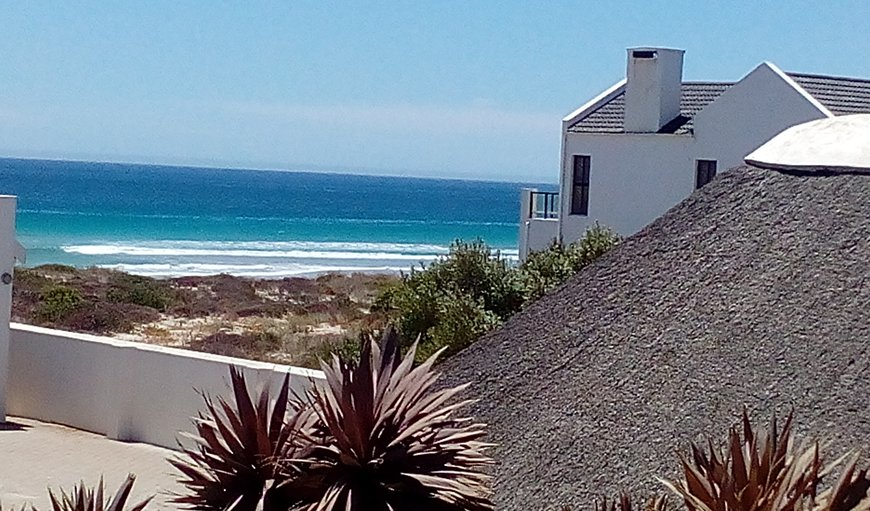 View from unit in Britannia Bay, Western Cape, South Africa