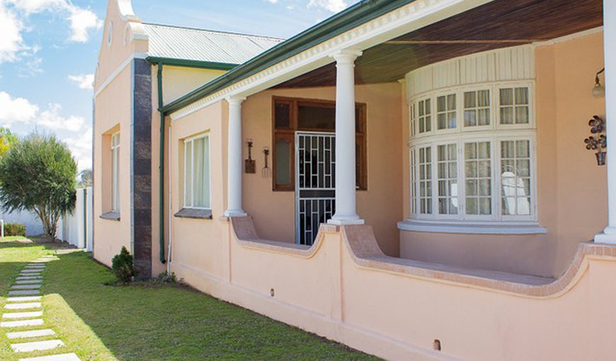 Welcome to Ebenezer Guesthouse in Colesberg, Northern Cape, South Africa