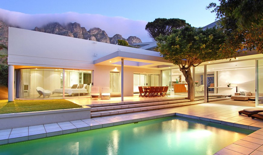 Mainhouse in Camps Bay, Cape Town, Western Cape, South Africa