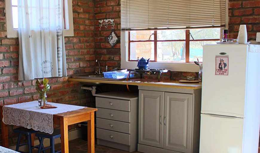 Self-catering kitchenette