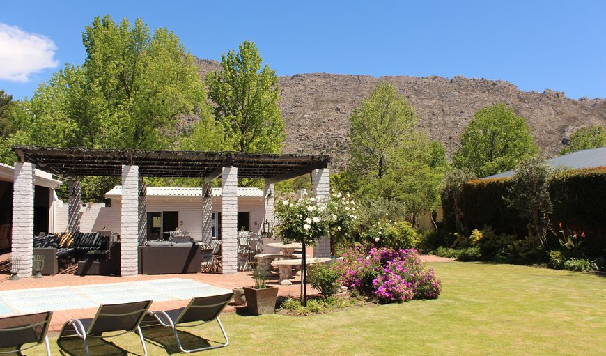 Die Palmboom Guesthouse in Ceres, Western Cape , South Africa
