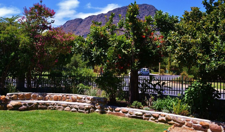 Eight On Tuin in Franschhoek, Western Cape, South Africa