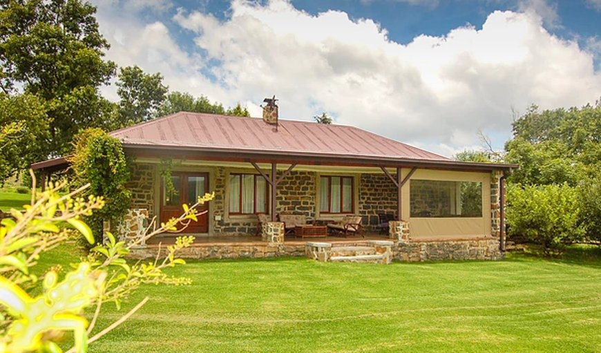 Watersmeet cottage in Dullstroom, Mpumalanga, South Africa
