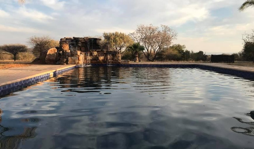 Unathi Game Lodge in Veerkraal , Brits, North West Province, South Africa