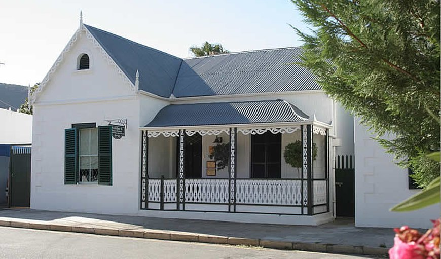 No 6 Guest House in Graaff Reinet , Eastern Cape, South Africa