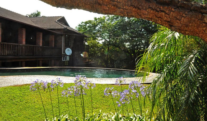 Ubuntu-Botho Kraal Lodge in Nelspruit, Mpumalanga, South Africa