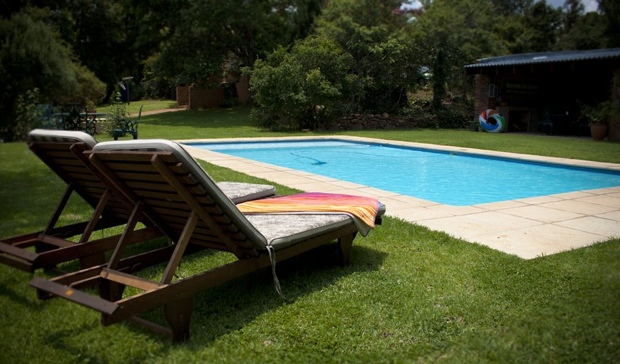 Communal Pool Area in Magaliesburg, Gauteng, South Africa