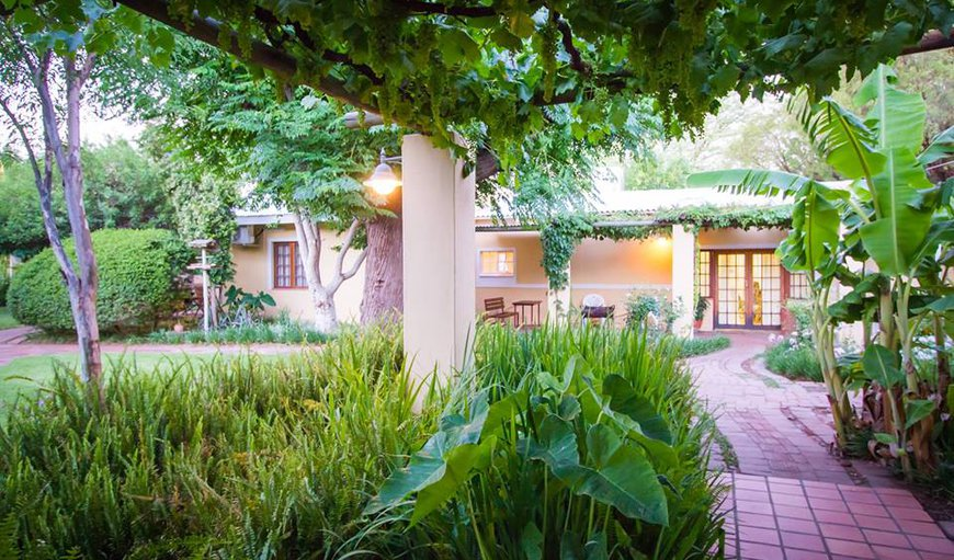 Libby's Lodge in Upington, Northern Cape, South Africa