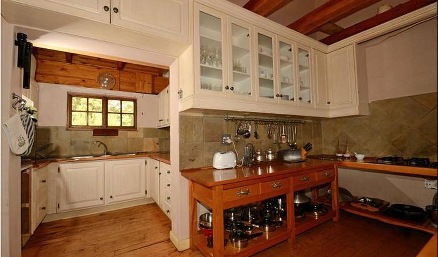 Woodmere Lodge Fully equipped Kitchen
