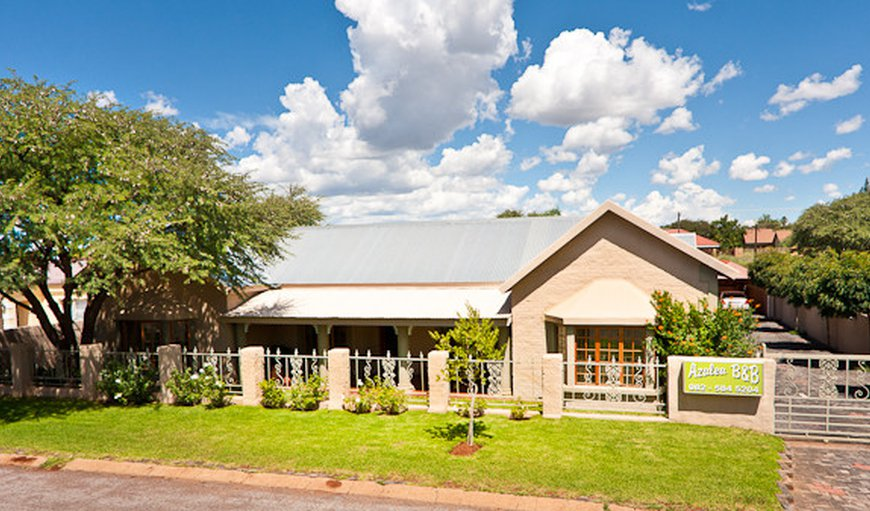 Azalea Guest House and B&B in Kuruman, Northern Cape, South Africa