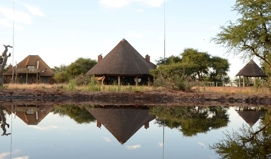 Mattanu Private Game Reserve in Barkly West, Northern Cape, South Africa