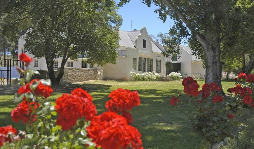 Welcome to Blaauwater Farm Guest House in Graaff Reinet , Eastern Cape, South Africa