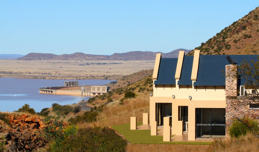 A'Damsview Luxury Accomodation in Gariep Dam, Free State Province, South Africa