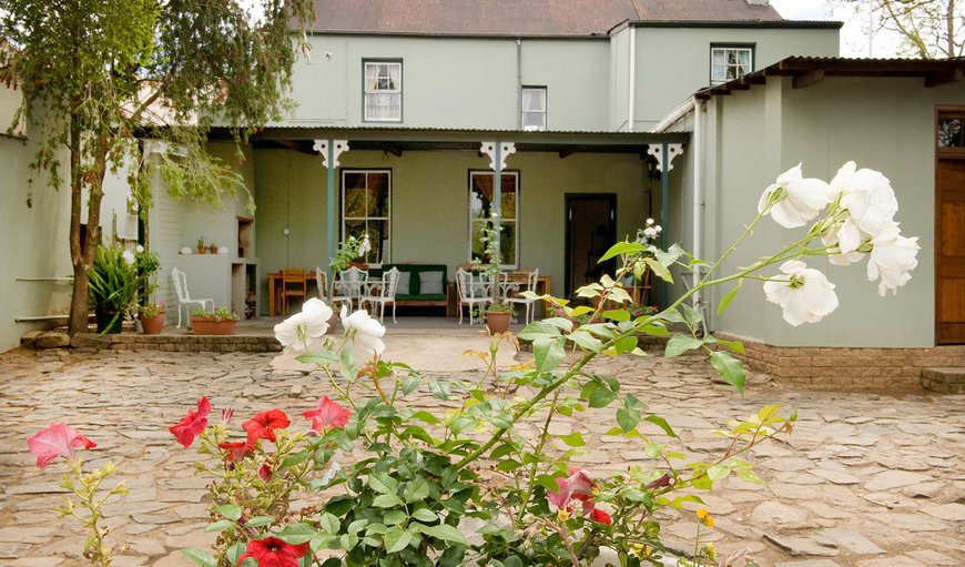 Symington House in Fort Beaufort, Eastern Cape, South Africa