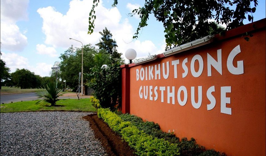 Boikhutsong Guest House in Phalaborwa, Limpopo, South Africa