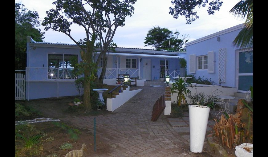 Welcome to Blue's Guest House. in East London, Eastern Cape, South Africa