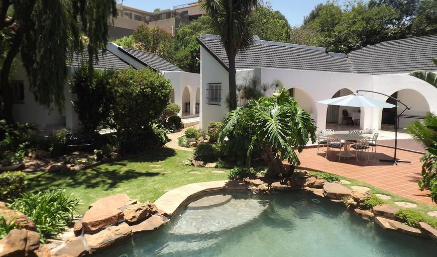 Kloofview Guest House in Roodepoort, Gauteng, South Africa