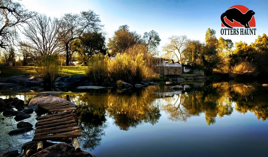 Welcome to Otters Haunt in Parys, Free State Province, South Africa