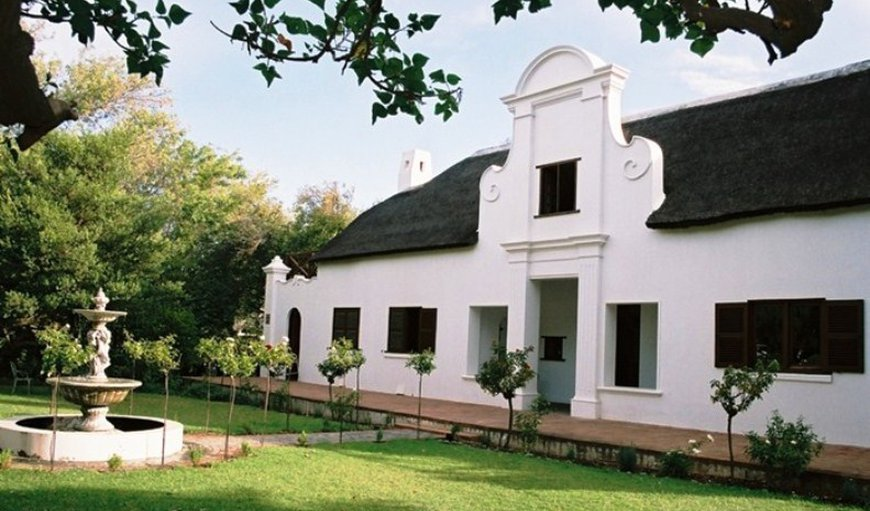 Sonnevanck B&B in Worcester, Western Cape , South Africa