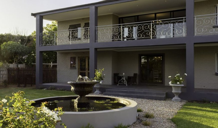 Villa Petit in Jeffreys Bay, Eastern Cape, South Africa