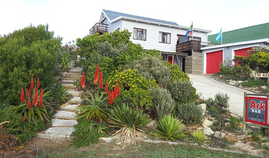 Welcome to The Ark Bed & Breakfast in Pearly Beach, Western Cape , South Africa