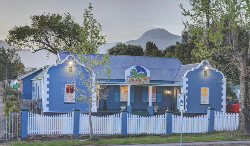 Welcome to Outeniqua Travel Lodge. in George, Western Cape, South Africa