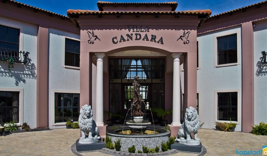 Welcome to Villa Candara in Plattekloof, Cape Town, Western Cape , South Africa