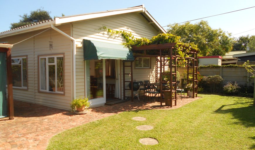 Welcome to Dove Cottage  in Sedgefield, Western Cape, South Africa
